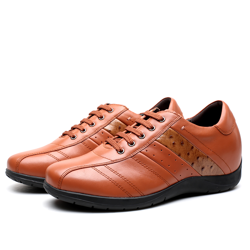 Casual Mens Shoes Leather Stock In 7nfg4qw