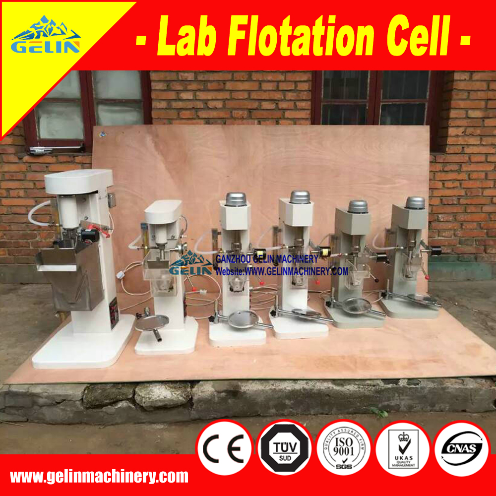 cheap price XFD 8 lab floation machine, laboratory flotation cell