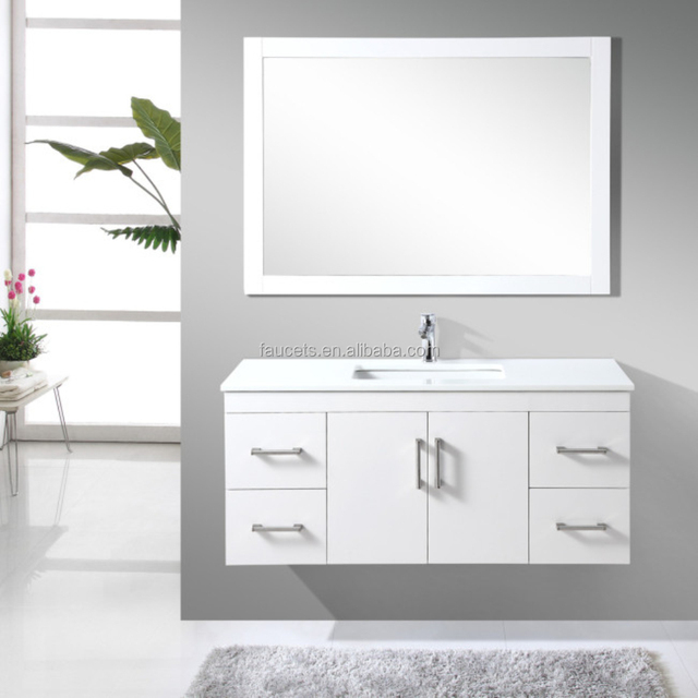Modern Wall Mounted Bathroom Cabinet
