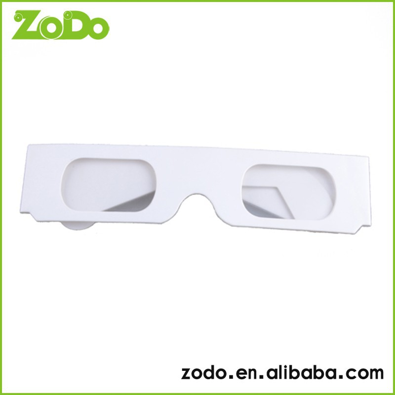 funny portable 3d glasses Can at any time to watch the fireworks