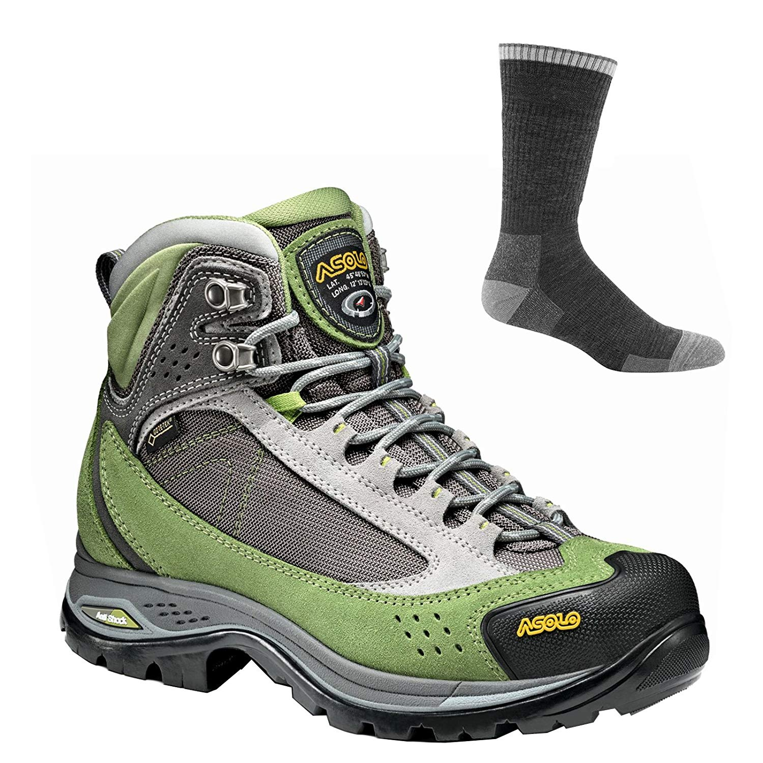 57b81fe73b9 Cheap Asolo Hiking Boots, find Asolo Hiking Boots deals on line at ...
