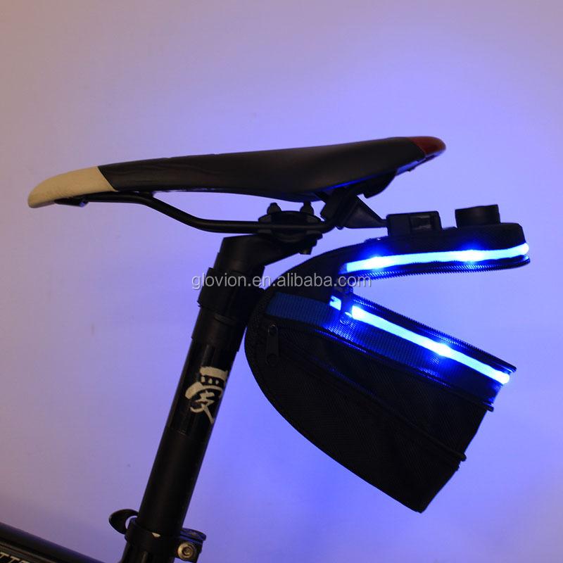 Hot Selling Bicycle Led Strip Light Led Mountain Bike Light Fun ...