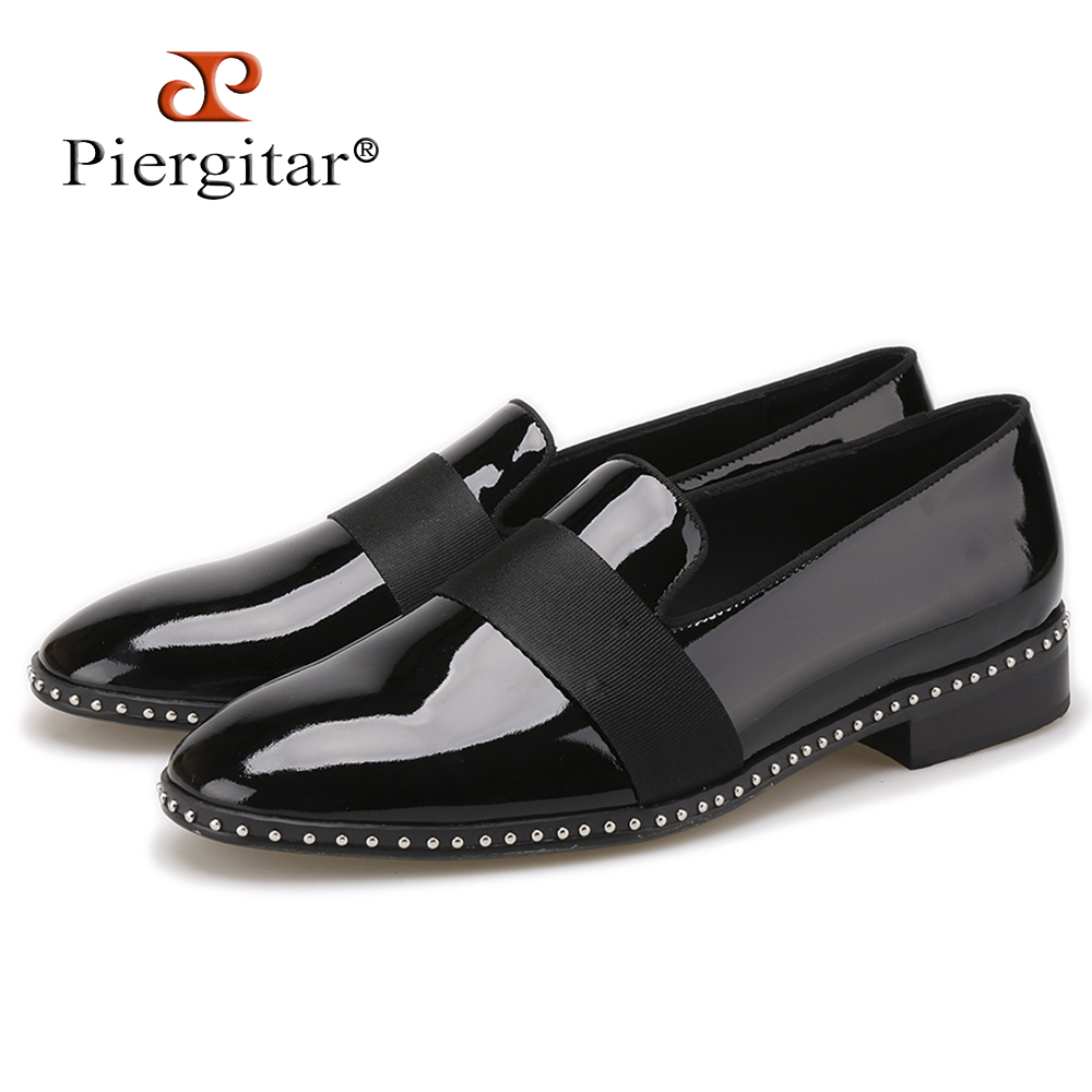 Loafers Shoes Men Handmade Leather Genuine wOBZqtH