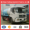 Dongfeng 4x2 10000L Vacuum Suction Truck/Sewage Suction Tanker Truck