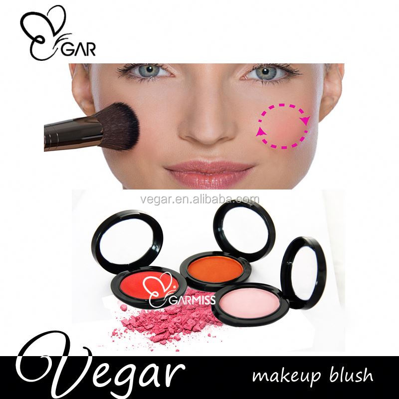 custom brand makeup blush powder blush high pigmented eyeshadow