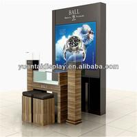 Modern Acrylic Watch Display Showcase