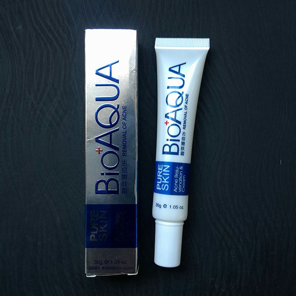 Bioaqua Pimple Anti Acne Cream Acne Scar Removal Cream Pimple Anti