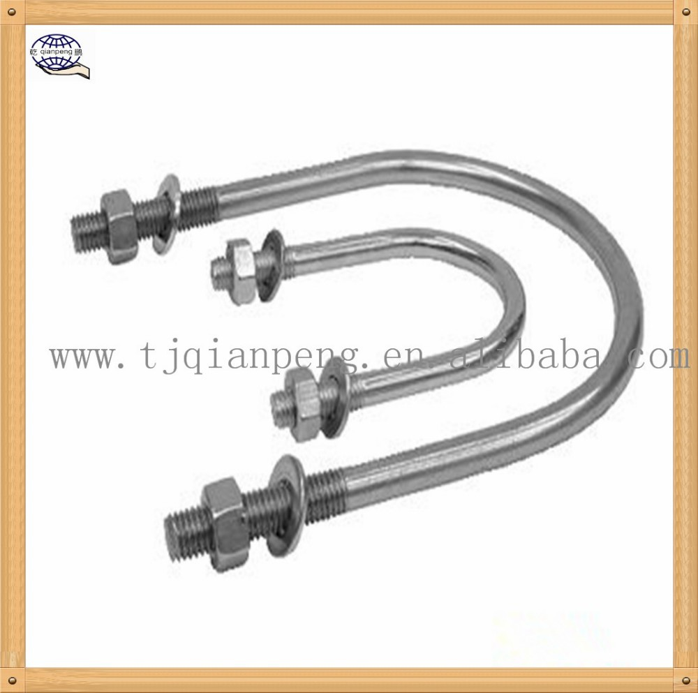 Fastener supplier steel nut washer and u bolt buy