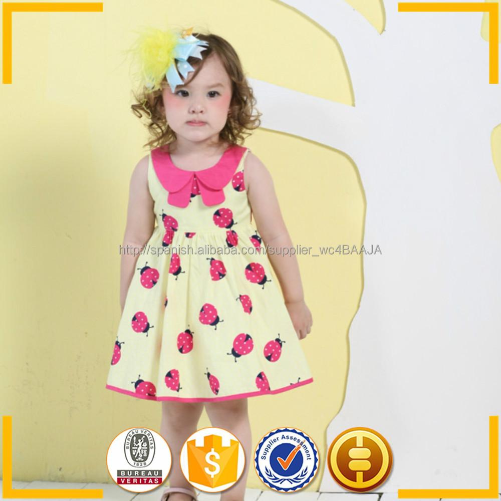 bfca65dc2 Vestido 2015 de la moda de diseño bebé