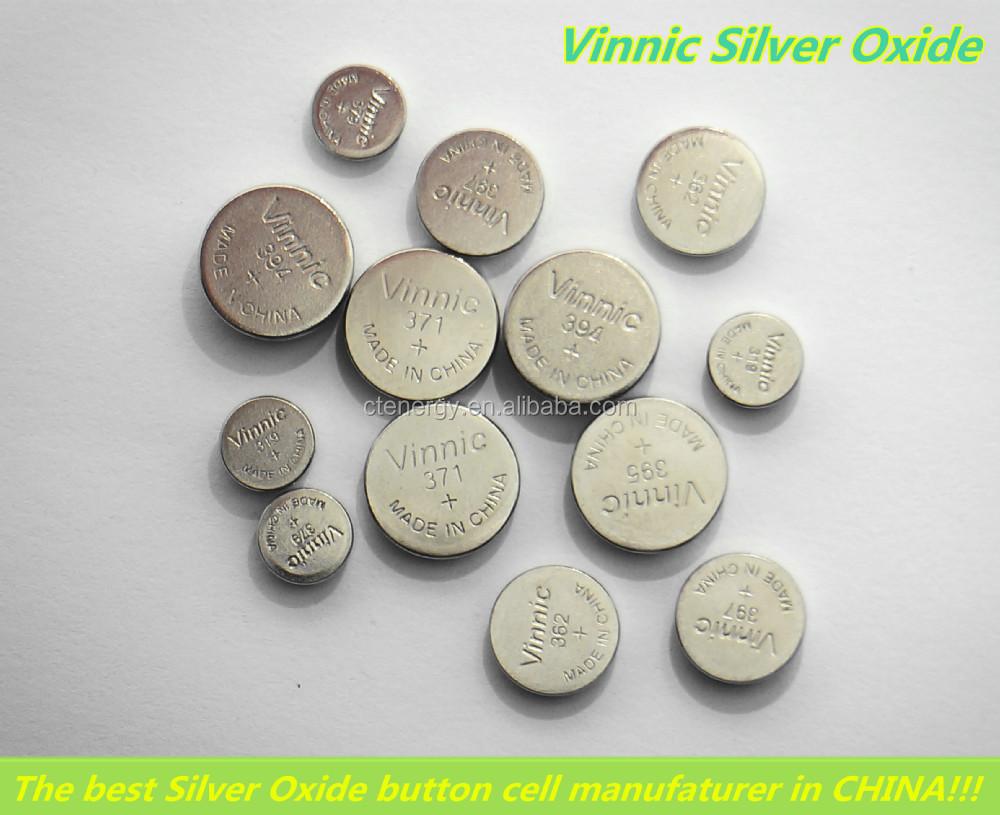 Seiko Watch Battery Silver Oxide Button Cell Sr44/303/357