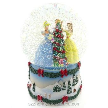 christmas decoration unique snowman snow globes