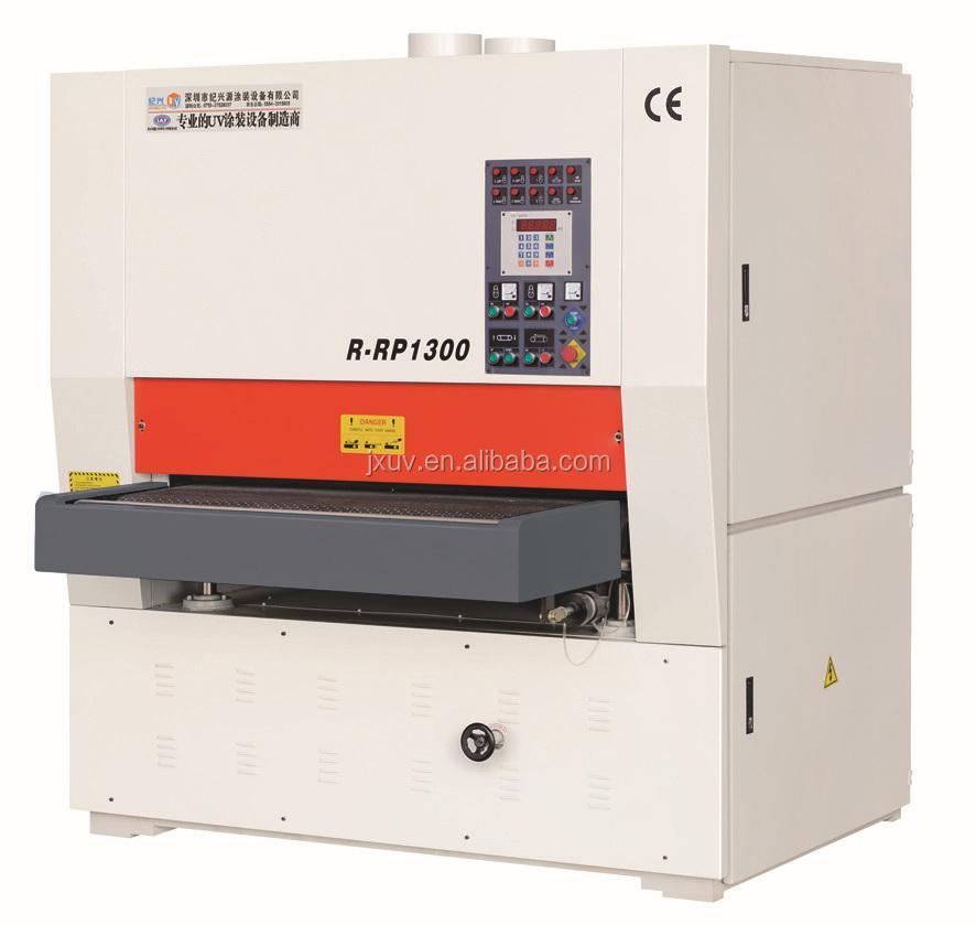 Wide Belt Sander Machine / Wood / MDF / Furniture Sanding Machine /  Woodworking Machine