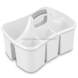 Plastic Sterilite Cleaning Caddy in Jiewei