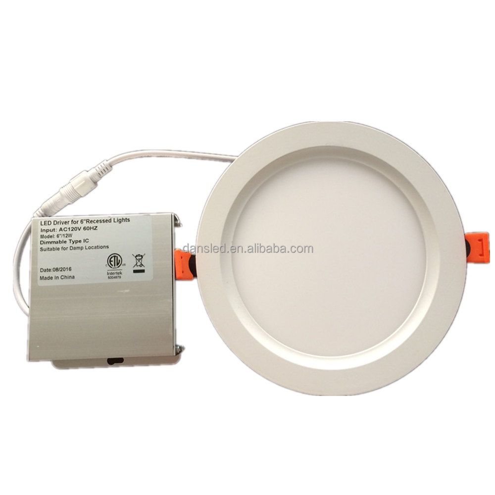Shenzhen led panel light slim led <strong>downlight</strong> 4'' 9W 6'' 12W 8'' 18W recessed light