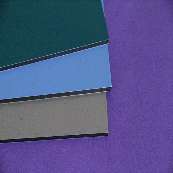 20 years warranty a2 grade fireproof aluminuim sided panels export aluminum composite panel