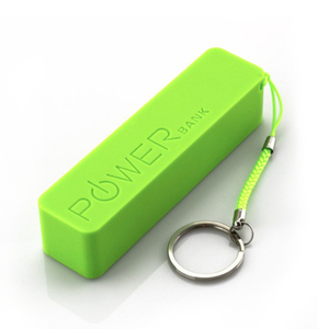 Hot sale colorful 2600mah power bank for all mobile phone,mini bank power