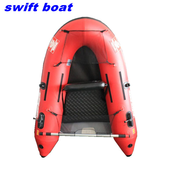 mini inflatable boat keel for fishing boat inflatable drop stitch seat