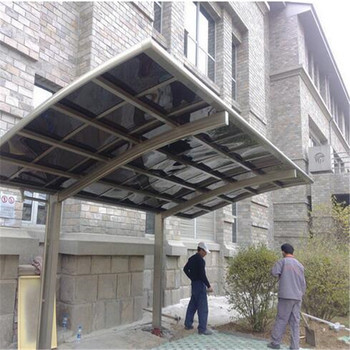Hot Sales Steel Shed Carport For Car Parking - Buy Used ...