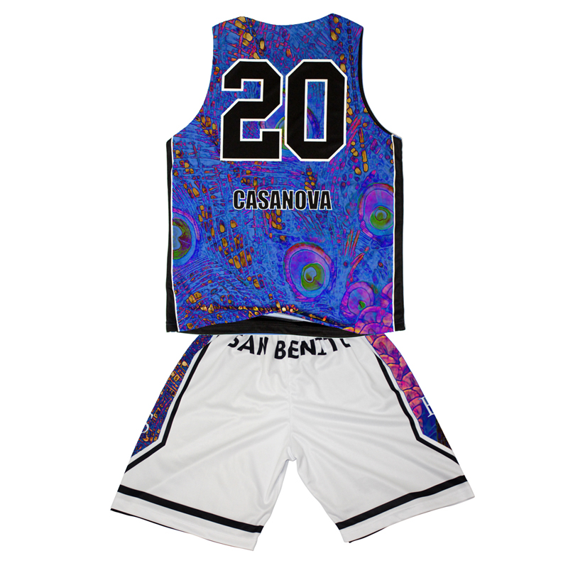 2017 new design dry fit sportswear basketball jersey costume