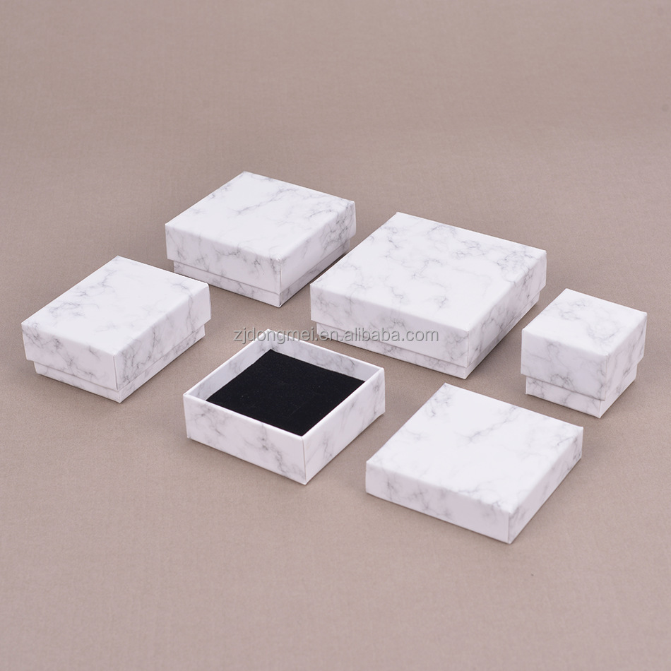 Marble Pattern Ring Packaging Custom Jewelry Box Buy Custom Jewelry Box Custom Made Jewelry Boxes Ring Jewelry Box Product On Alibaba Com