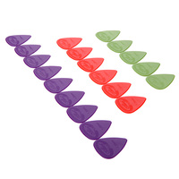 Guitar Parts & Accessories Alice AP-G 0.58mm 0.71mm 0.81mm 0.96mm 1.2mm Projecting Nylon Guitar Picks Plectrums