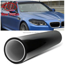 Adhesive backed plastic film original PET tinted foil roll 1.52 X30m heat reject film for glass