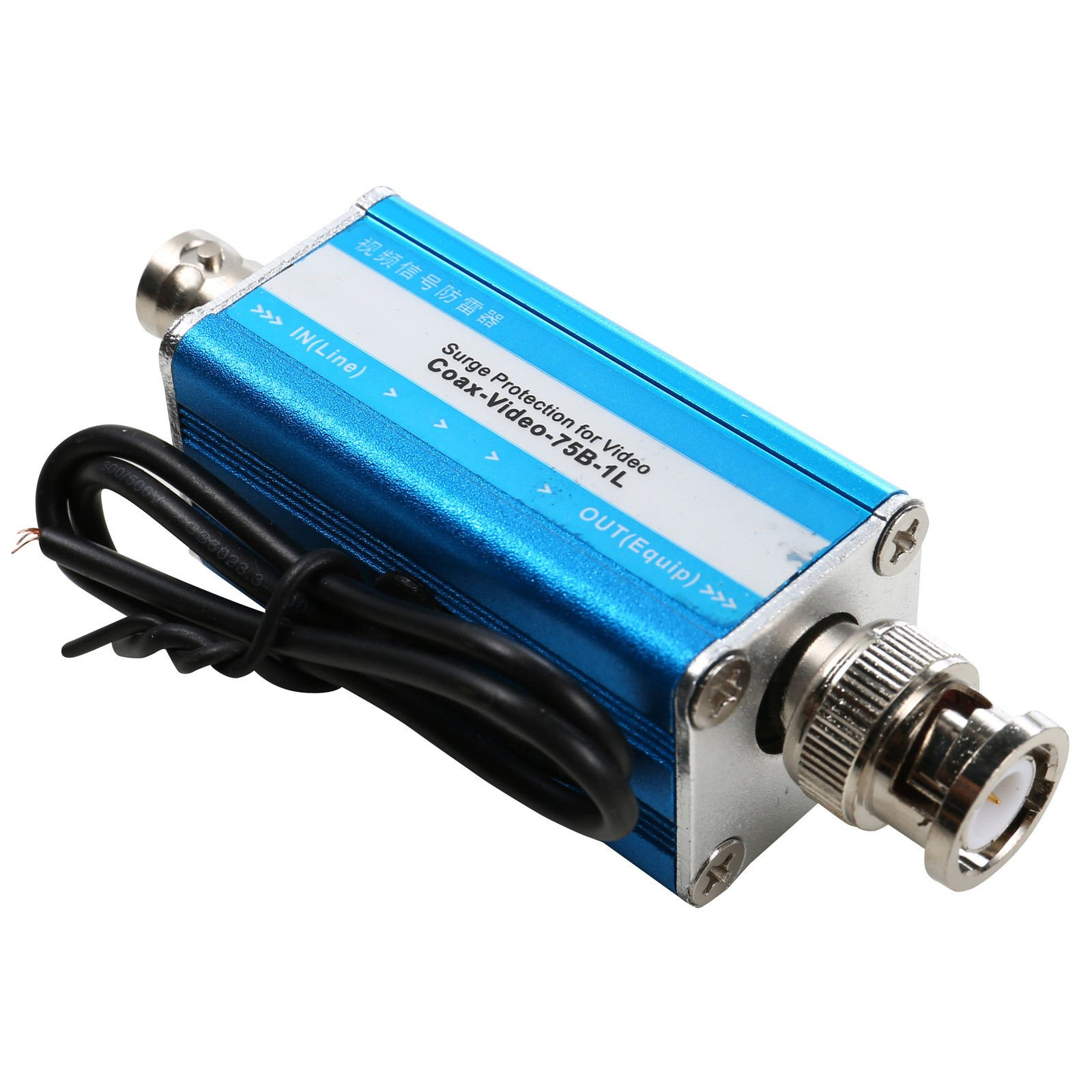 Cheap Voltage Protection Find Deals On Line At Lm317 Overvoltage Get Quotations Uhppote Bnc Cctv Video Surge Protector F Connector To From High