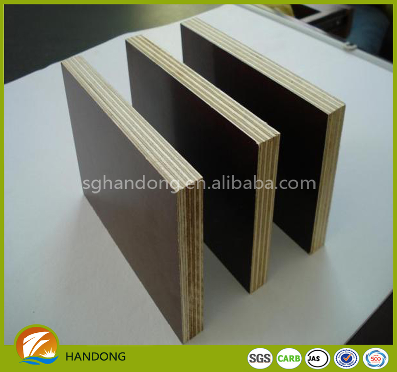 high quality film faced plywood with low price list from linyi factory