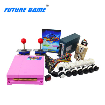 Multi game board arcade fighting game kit Pandora box 4 s arcade game board