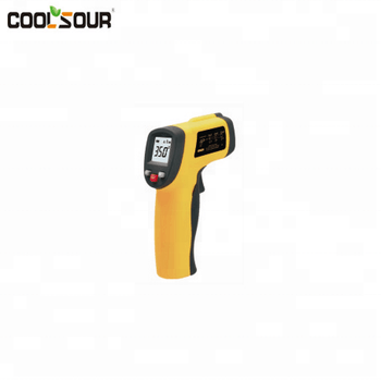 Coolsour Digital IR Temperature Gun Handheld Infrared Thermometer