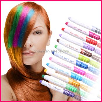 High Quality Temporary Colorful Hair Colour Chalk Hcp-042 - Buy ...