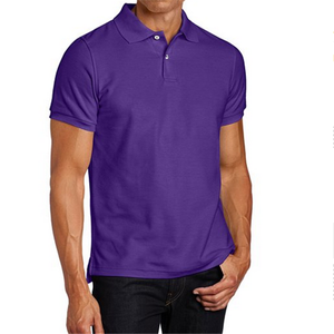 Thick sport polyester polo shirts