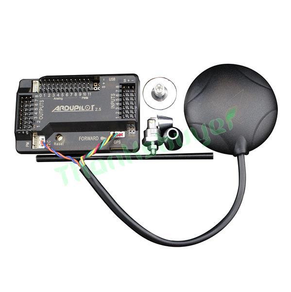 APM 2.6 Set (Built-in Compass) + Ublox NEO-6M GPS DIY Drones APM2.6 Flight