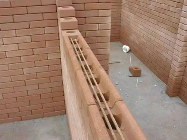 Sy1 10 Interlocking Brick Making Machine Design View