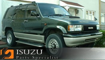 Used Isuzu Bighorn And Mu Parts