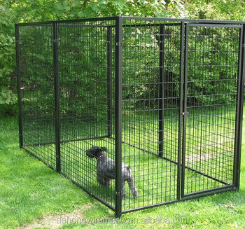 Recinzione Per Cani Giardino.Scherma Utilizzata Per Cane Giardino Recinto Cane Gabbia Di Ferro