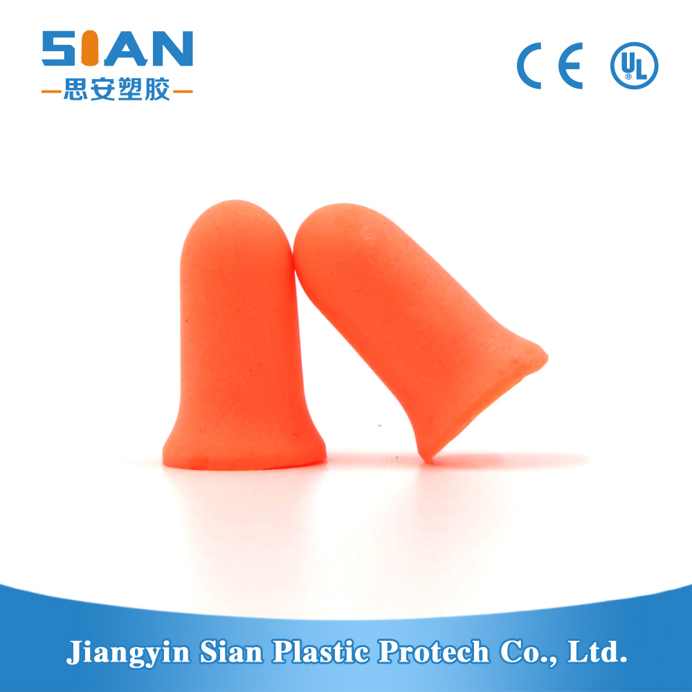Bell Shape lovely Foam Anti Noise Ear plugs For Sleeping