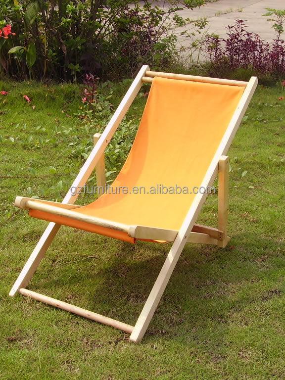 Fabulous Ligstoel Met Kussen/ligstoel/houten Ligstoel/opvouwbare Ligstoel VJ98