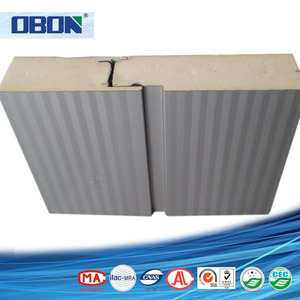 OBON heat insulation used cold room puf sandwich wal panel