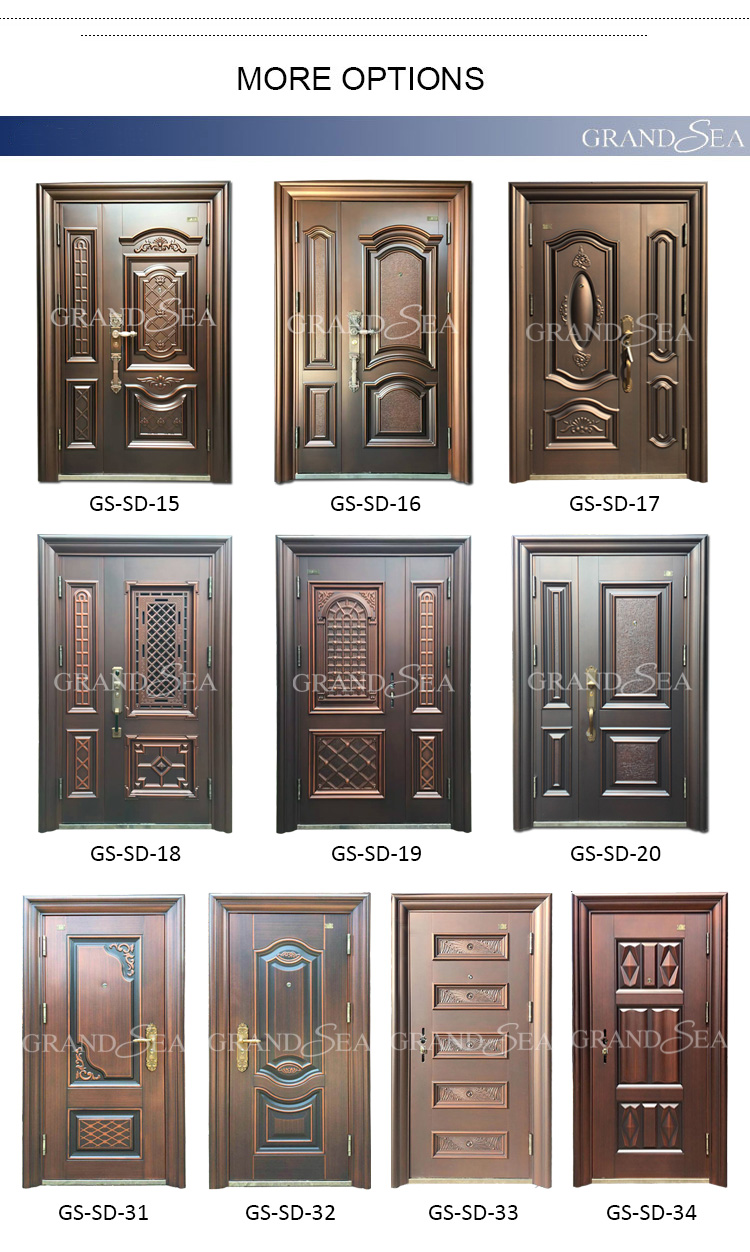 . China Low Prices American Steel Security Main Door Design For House Entry  Doors   Buy Steel Door Steel Security Door Steel Security Main Door Design