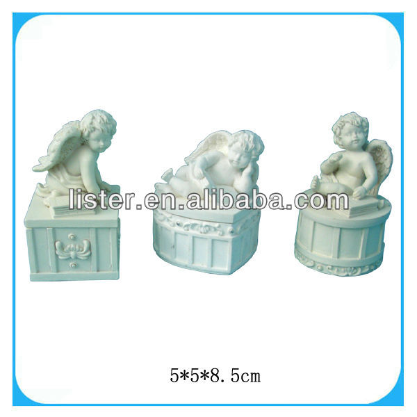Whoelsale jewelry boxes angel style
