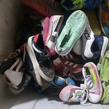 Wholesale Used Shoes Kids Second Hand