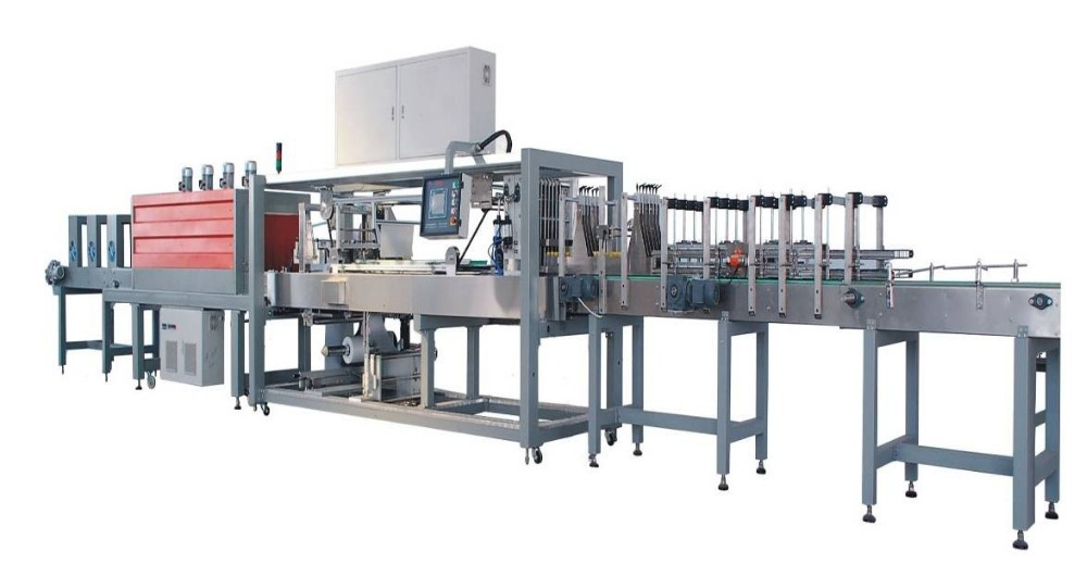 Liner Type PE Film Packing Machine / Wrapper