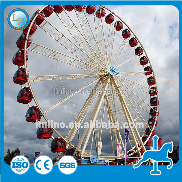 attractive theme park london eye big ferris wheel for sale buy