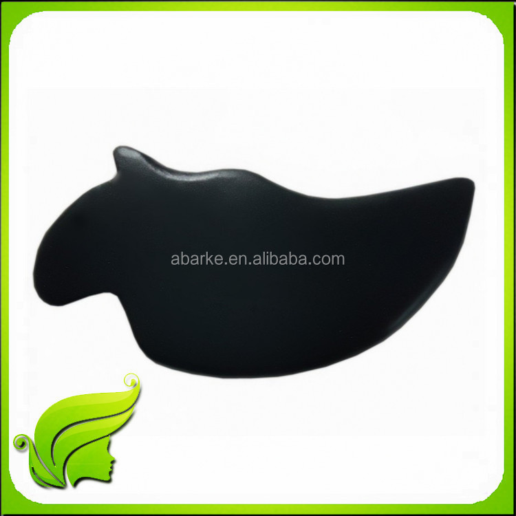 massage stone guasha treatment scraping tools, scraping jade piece