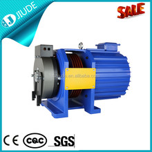 Safety Gearless Elevator Motor Traction Machine