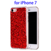 Logo Branding Glitter Powder Cell Phone Accessory for iPhone 7 Case TPU