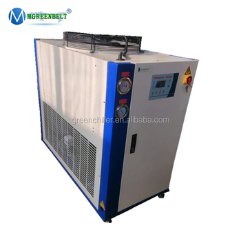 Industrial Mini Air Cooled Chiller / Water Chiller Heat Exchanger ...