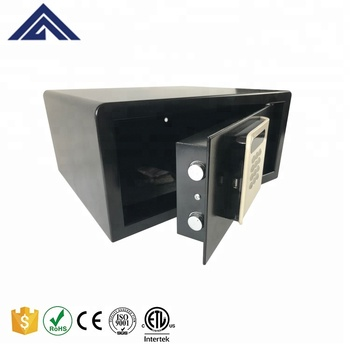 Home hotel room use electronic Digital jewellery safe box