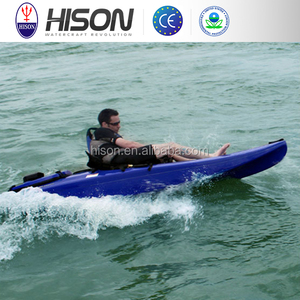 hison latest generation Electrical inflatable kayak wholesale